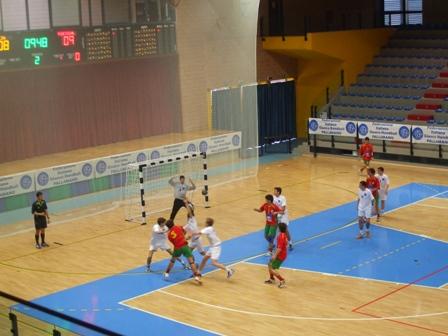 Taça Latina - Selecção Nacional Junior C Masculina