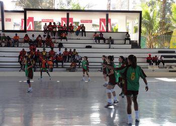 VII Jogos da CPLP - Selecção Nacional Junior C feminina