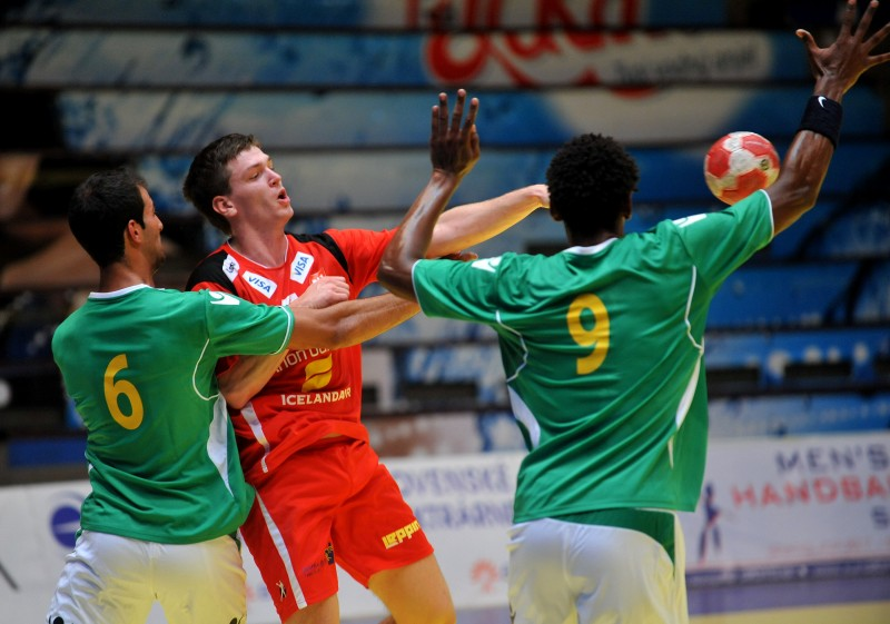 Islândia : Portugal - Campeonato Europa Sub20 Eslováquia 2010