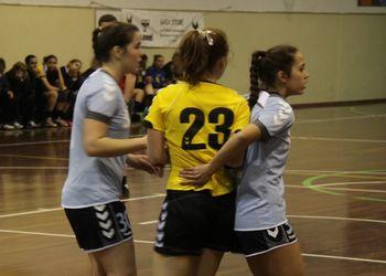 Colégio de Gaia-Toyota : Maiastars - Campeonato Nacional Seniores Femininos - foto: A. Oliveira