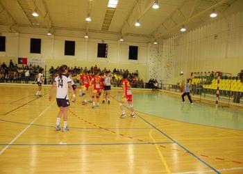 Macedónia : Portugal - qualificação sub-17 femininos