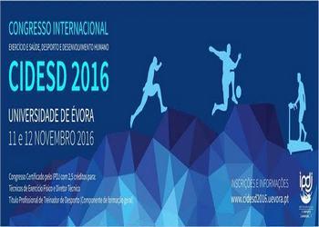 Congresso CIDESD - Évora 2016