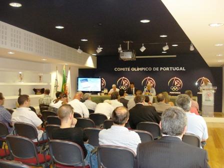 Apresentação Livro Limitações à Liberdade Contratual do Praticante Desportivo - sede do COP, 04.08.2008 11