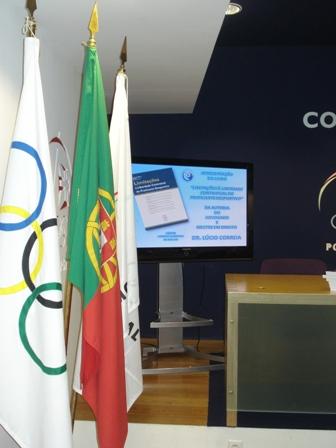 Apresentação Livro Limitações à Liberdade Contratual do Praticante Desportivo - sede do COP, 04.08.2008 15