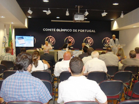 Apresentação Livro Limitações à Liberdade Contratual do Praticante Desportivo - sede do COP, 04.08.2008 4