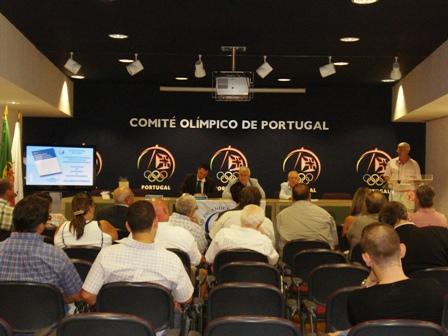 Apresentação Livro Limitações à Liberdade Contratual do Praticante Desportivo - sede do COP, 04.08.2008 14