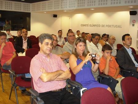 Apresentação Livro Limitações à Liberdade Contratual do Praticante Desportivo - sede do COP, 04.08.2008 9