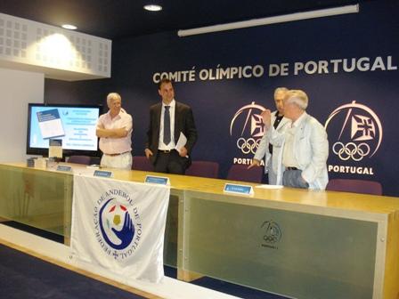 Apresentação Livro Limitações à Liberdade Contratual do Praticante Desportivo - sede do COP, 04.08.2008 21