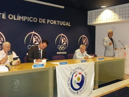 Apresentação Livro Limitações à Liberdade Contratual do Praticante Desportivo - sede do COP, 04.08.2008 5 - Intervenção de Henrique Torrinha