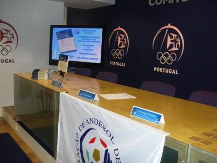 Apresentação Livro Limitações à Liberdade Contratual do Praticante Desportivo - sede do COP, 04.08.2008 2