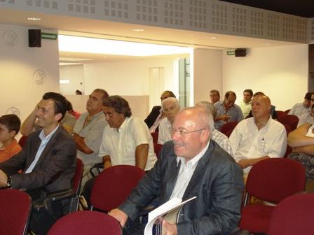 Apresentação Livro Limitações à Liberdade Contratual do Praticante Desportivo - sede do COP, 04.08.2008 22