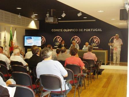 Apresentação Livro Limitações à Liberdade Contratual do Praticante Desportivo - sede do COP, 04.08.2008 13