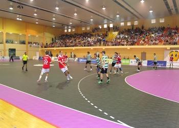 Jogo Sporting-SL Benfica - Torneio S.Mateus 2012