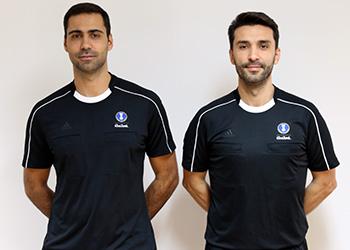 Ricardo Santos e Duarte Fonseca 2017