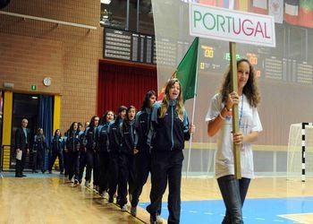 5º Campeonato do Mediterrâneo - Selecção Nacional Junior B Feminina
