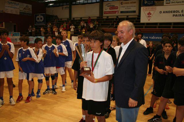 Fase Final Campeonato Nacional Infantis Masculinos 4