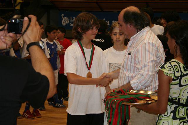 Fase Final Campeonato Nacional Infantis Masculinos 11