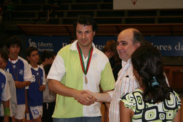Fase Final Campeonato Nacional Infantis Masculinos 8