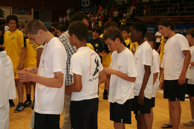 Fase Final Campeonato Nacional Infantis Masculinos 20