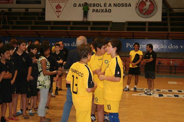 Fase Final Campeonato Nacional Infantis Masculinos 15