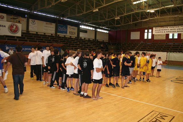 Fase Final Campeonato Nacional Infantis Masculinos 25