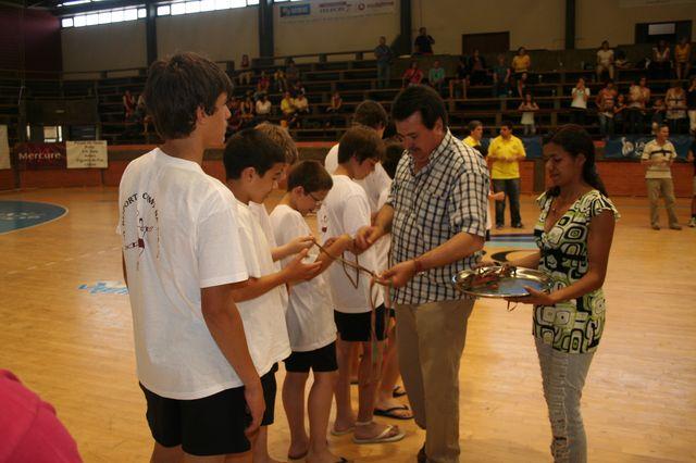 Fase Final Campeonato Nacional Infantis Masculinos 19