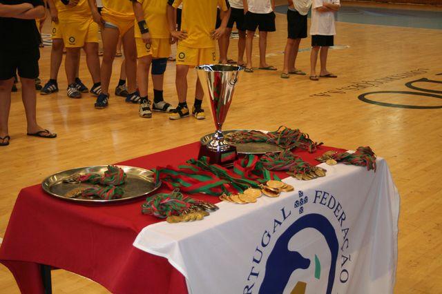 Fase Final Campeonato Nacional Infantis Masculinos 22