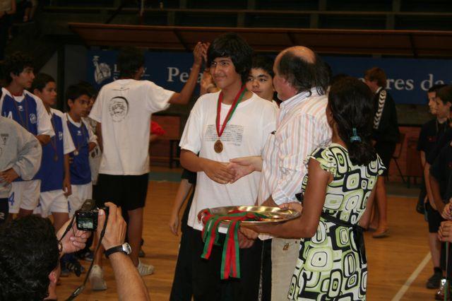 Fase Final Campeonato Nacional Infantis Masculinos 9
