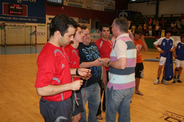 Fase Final Campeonato Nacional Infantis Masculinos 21