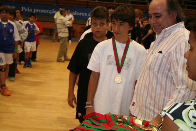 Fase Final Campeonato Nacional Infantis Masculinos 12