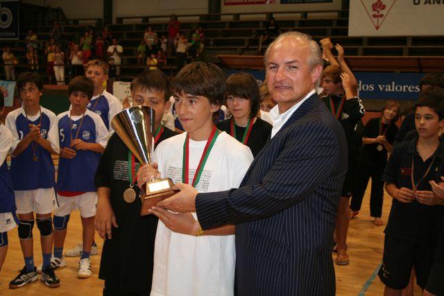 Fase Final Campeonato Nacional Infantis Masculinos 5