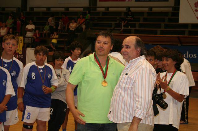 Fase Final Campeonato Nacional Infantis Masculinos 6