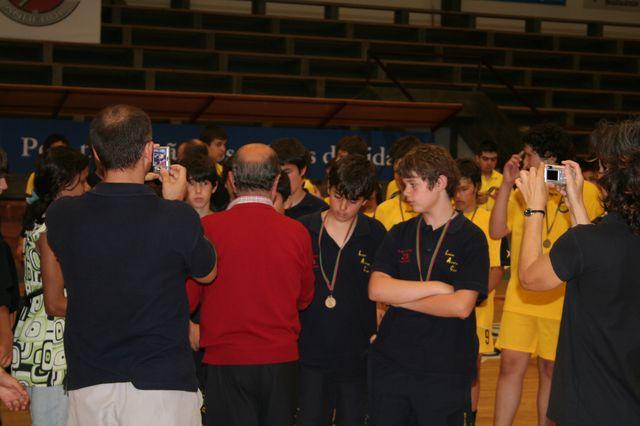 Fase Final Campeonato Nacional Infantis Masculinos 14