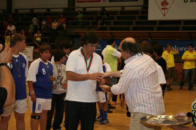 Fase Final Campeonato Nacional Infantis Masculinos 7