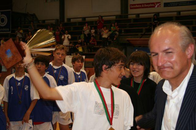 Fase Final Campeonato Nacional Infantis Masculinos 3