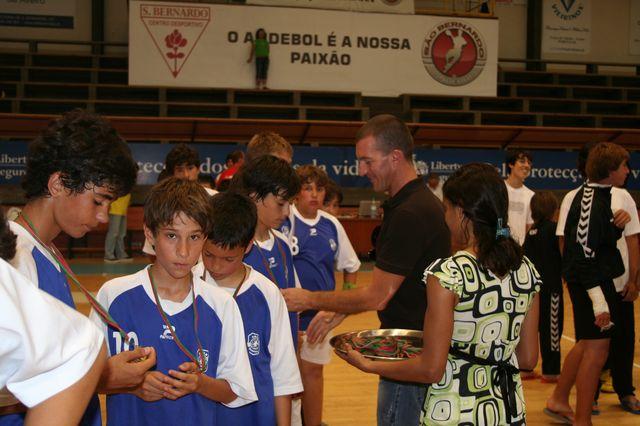 Fase Final Campeonato Nacional Infantis Masculinos 16