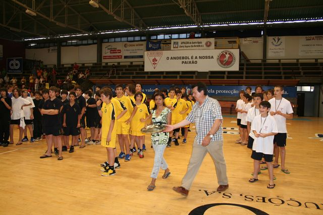 Fase Final Campeonato Nacional Infantis Masculinos 18
