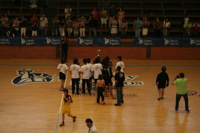 Fase Final Campeonato Nacional Infantis Masculinos 2