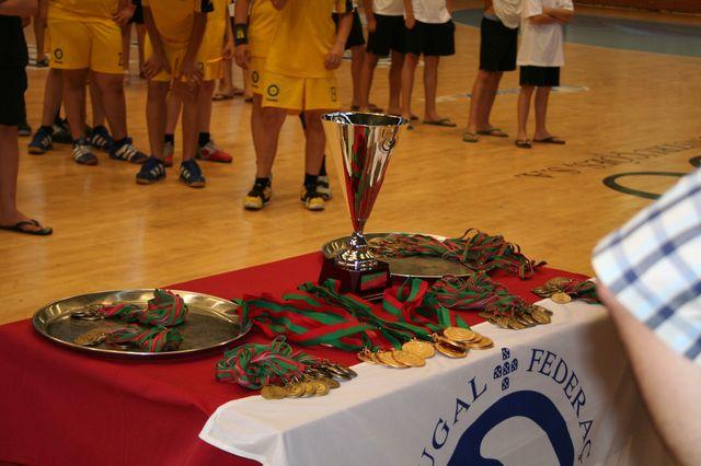 Fase Final Campeonato Nacional Infantis Masculinos 23