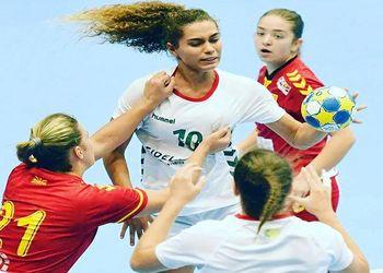 Portugal - Macedónia - Europeu Sub19 Femininos Eslovénia 2017