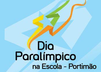 Dia Paralímpico na Escola Portimão 2015