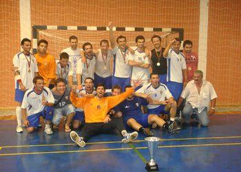 CD Paço Arcos - Campeão Nacional 3ª Divisão Seniores Masculinos