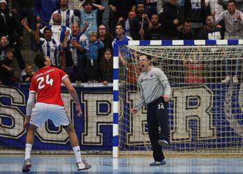 Campeonato Andebol 1 - FC Porto x SL Benfica - 16ª Jornada
