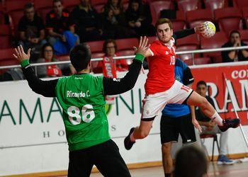 SL Benfica : ADA Maia-Ismai - Campeonato Andebol 1 - foto: Bruno de Carvalho