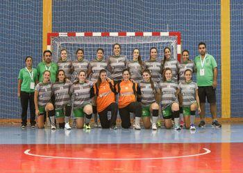 CA Leça - Campeonato 1ª Divisão Feminina 2017-2018