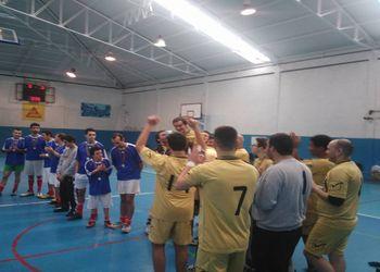 Clube Gaia - vencedor da 3ª edição da Taça de Portugal de Andebol-7 - Deficiência Intelectual
