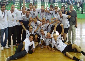 Académico FC campeão nacional de Juvenis Masculinos da 2ª Divisão 2014-2015
