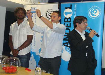 Sorteio Andebol 1 - 2012/ 2013