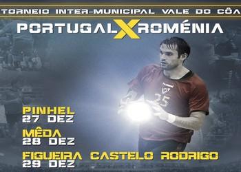 Cartaz Torneio Inter Municipal Vale do Côa