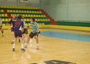 4ª Fase Campeonato Nacional 1ª Divisão Iniciados Masculinos - Zona 2 - Pav. Águas Santas